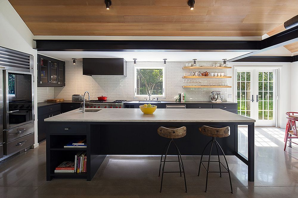 Delicieux Kitchens With Concrete Floors: A Sustainable And Durable Trend!