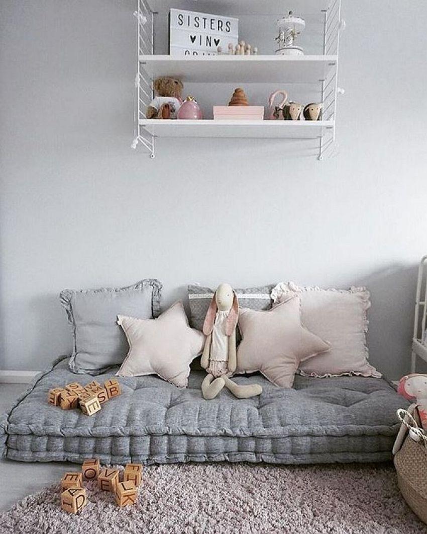 Bedroom Reading Corner Ideas: Chic Adaptability: 10 Kids' Rooms With Versatile Modular