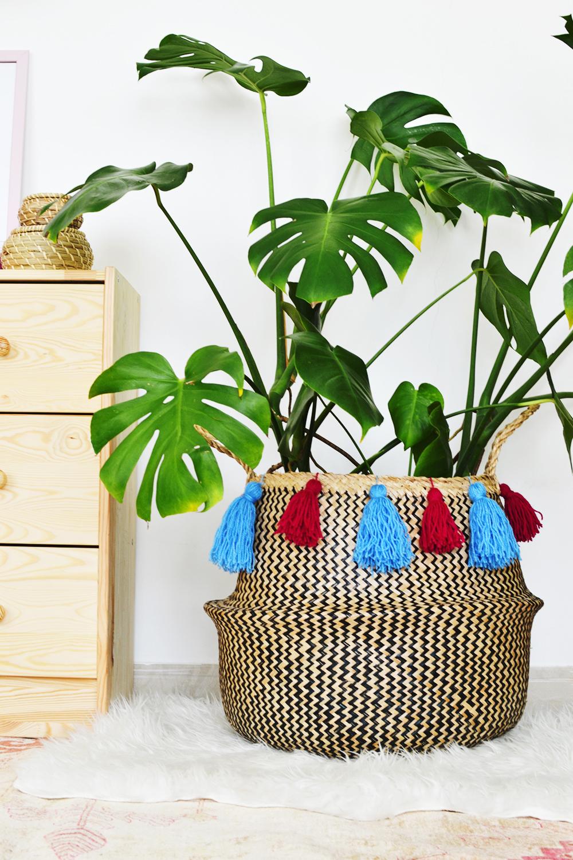 DIY-tassel-basket