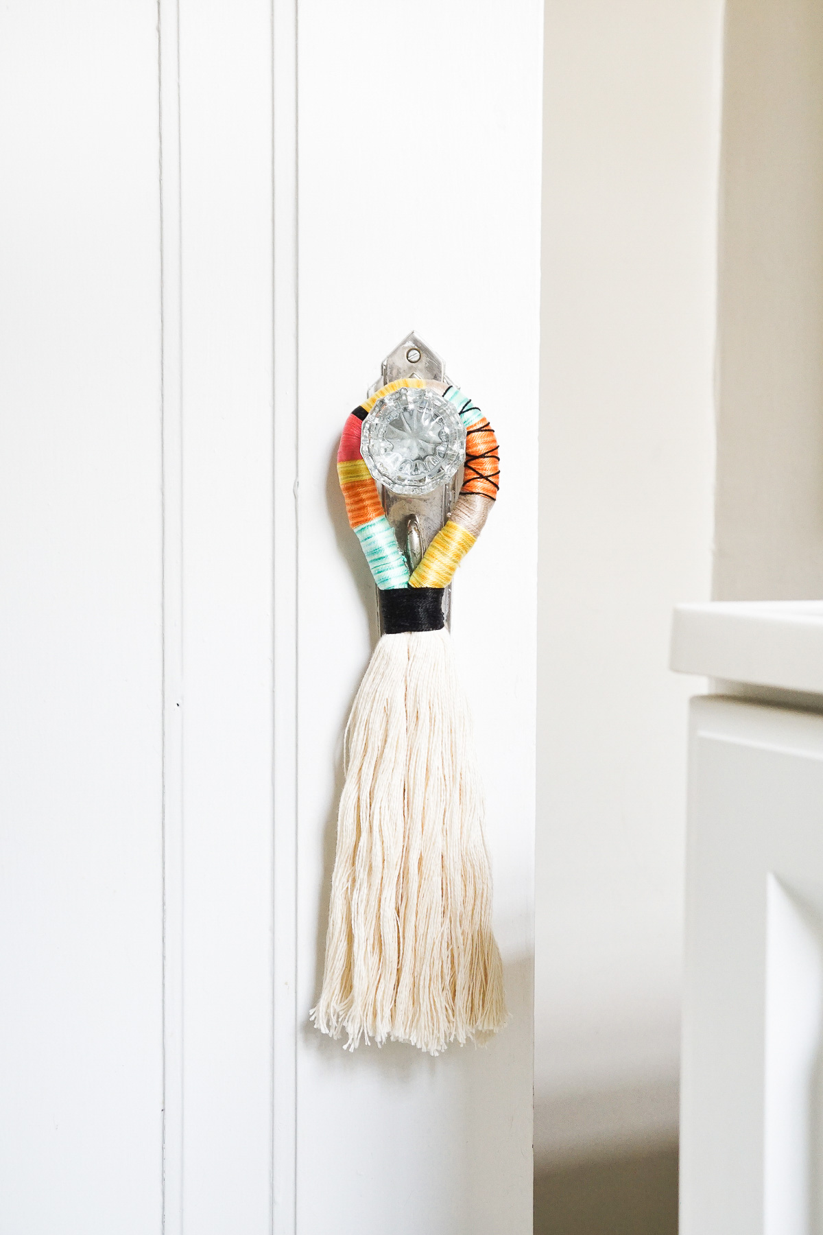 Door-handle-tassel-from-Sugar-Cloth