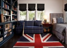 Goregous-Kids-room-with-eclectic-style-and-a-striking-Union-Jack-rug-217x155