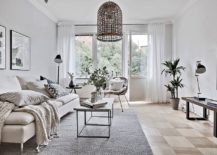 Gorgeous-Scandinavian-living-room-in-white-217x155