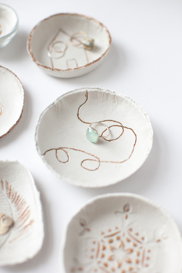 Imprinted-clay-bowls-from-Camille-Styles