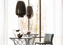 Lampshade-in-gray-with-metallic-accent-for-the-contemporary-home-217x155