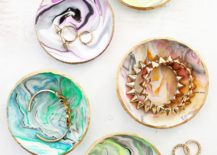 Marbled-clay-ring-dishes-from-A-Beautiful-Mess-217x155