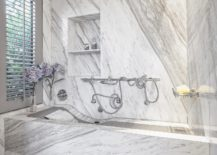 Polished-contemporary-bathroom-in-stone-217x155