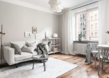 Scandinavian-style-living-room-in-gray-and-white-217x155