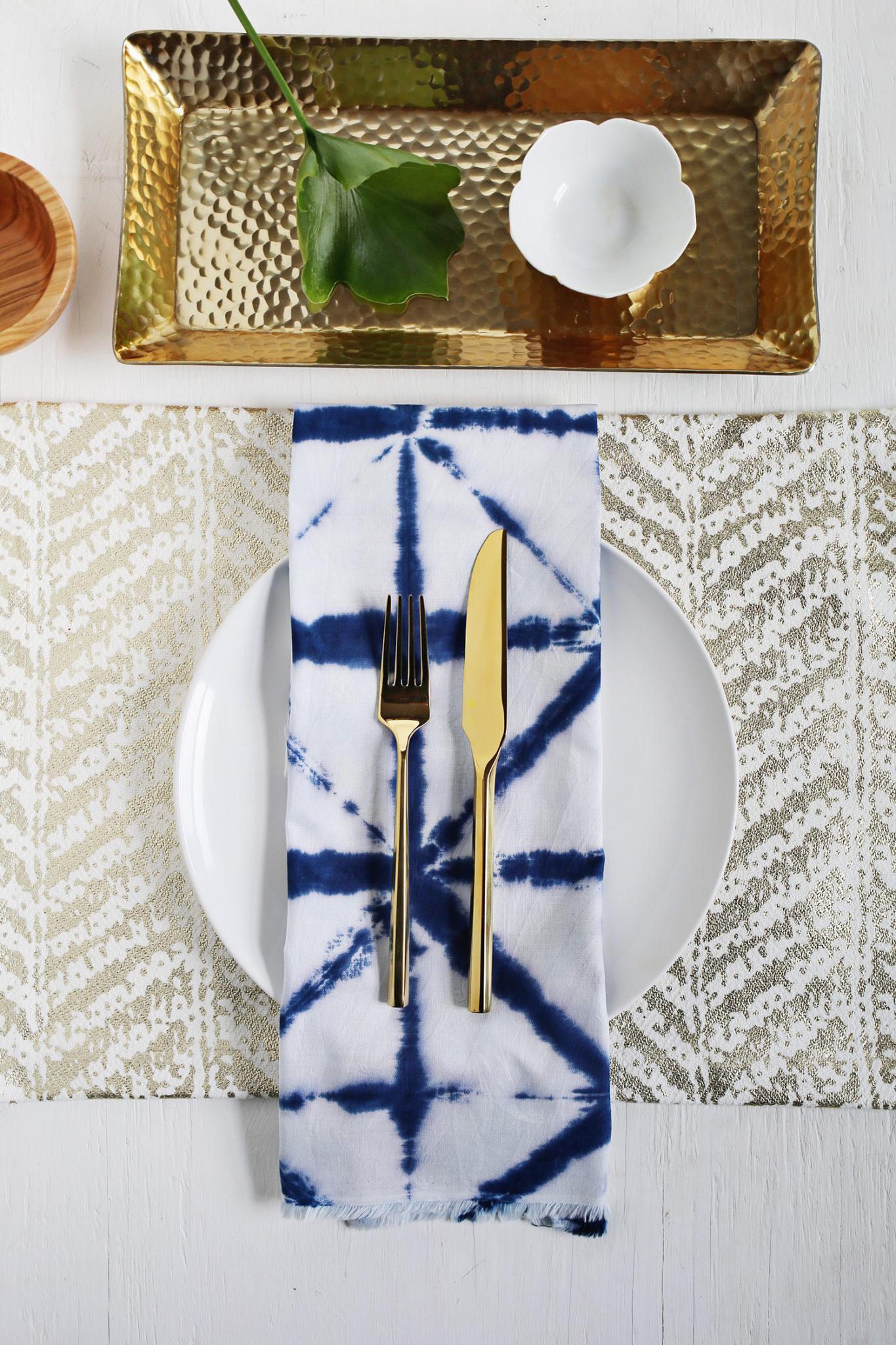 Shibori-napkins-from-A-Beautiful-Mess