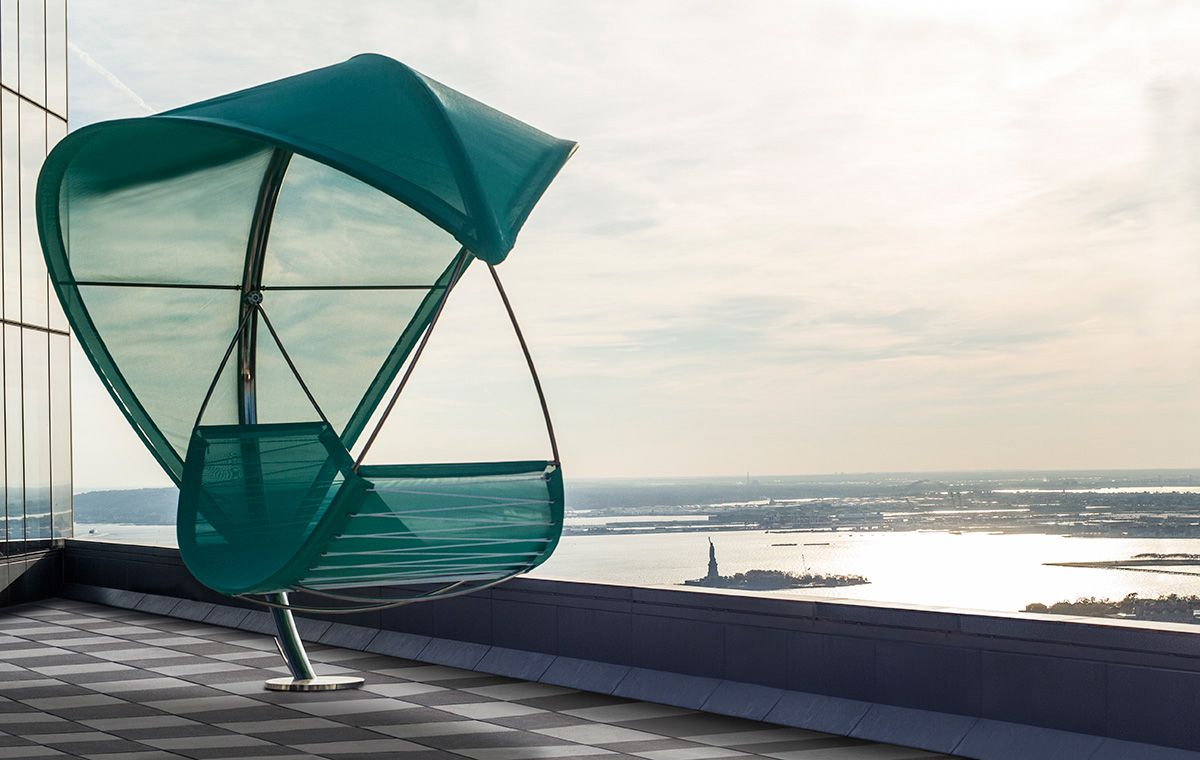 Sleek design of Wave allows it to be a part of even urban landscapes