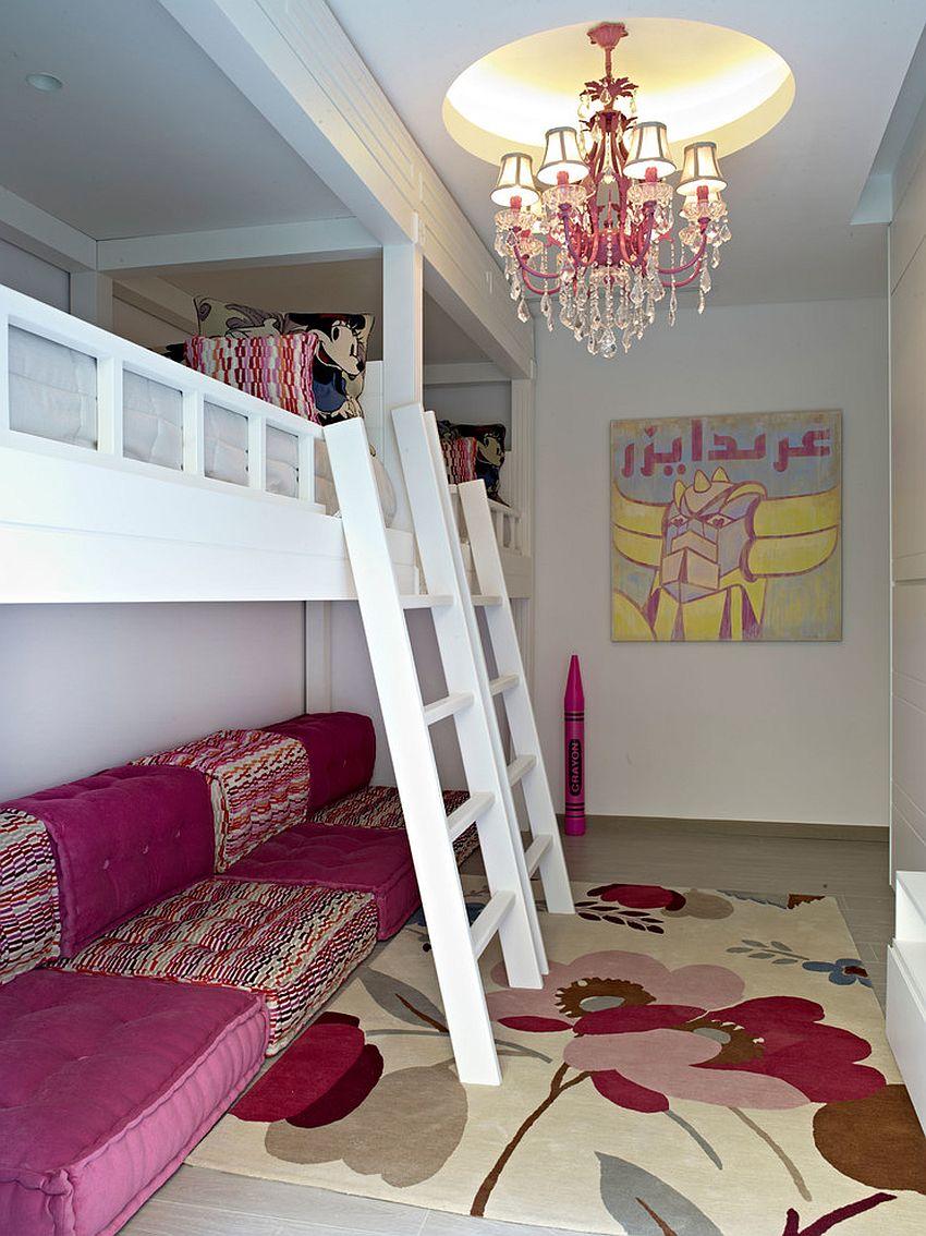 Small Kids Room Design Little Girls