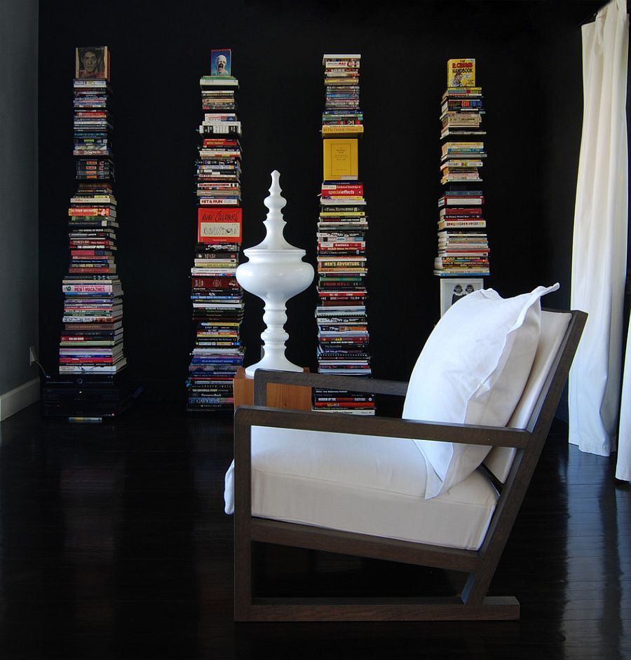 Stack those books in style!