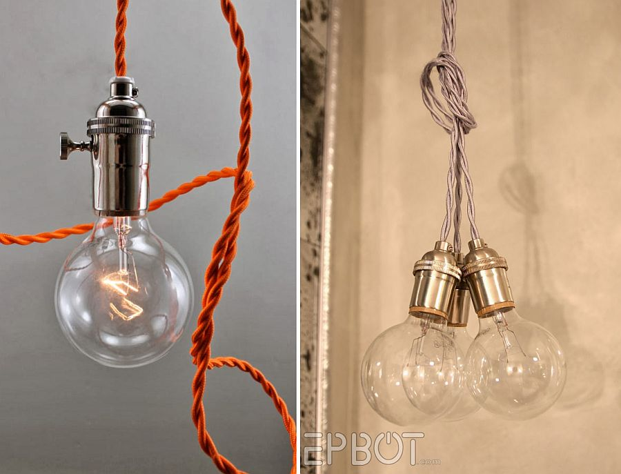 Steampunk-styled-simple-DIY-pendant-with-bright-orange-wiring