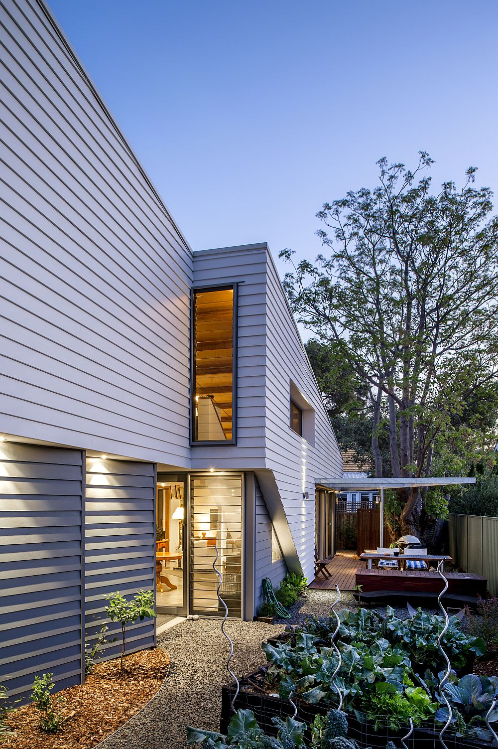 Steel-and-timber-framed-modern-home-with-greenery-all-around