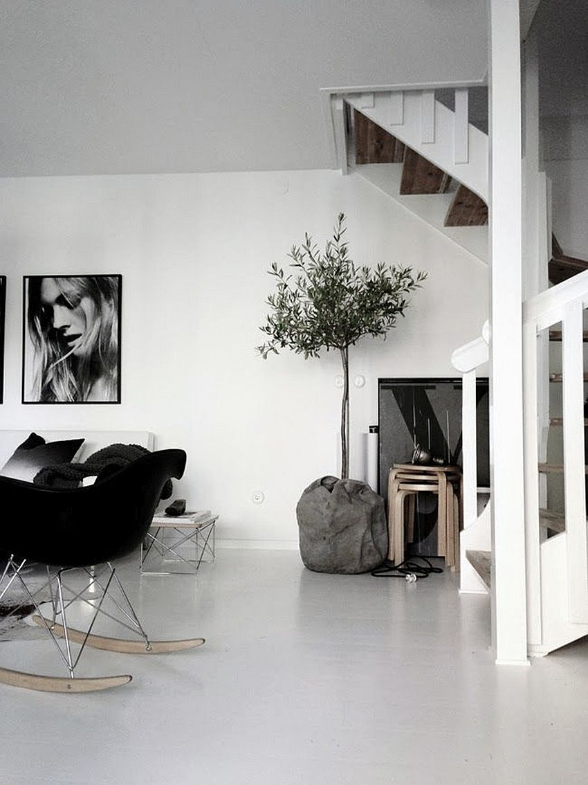 Ultra-minimal-living-room-in-white-unleashes-monochromatic-magic