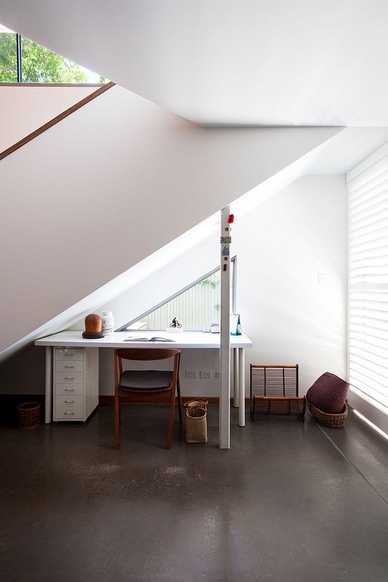 Under-stairs-workspace-in-white
