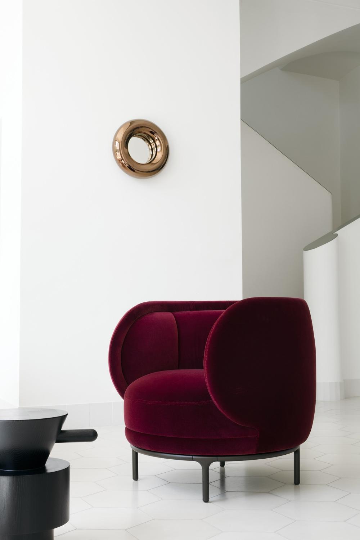 Vuelta lounge chair