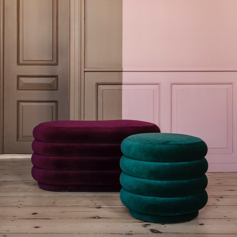 Six Brands Drape Furniture With Velvet