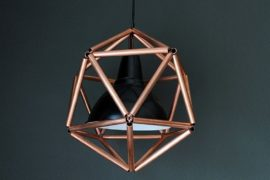 15 Awesome DIY Copper Pipe Decor for Sparkly Home Improvement