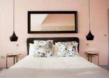 Black-accentuates-the-beauty-of-pastel-pink-in-the-bedroom-217x155
