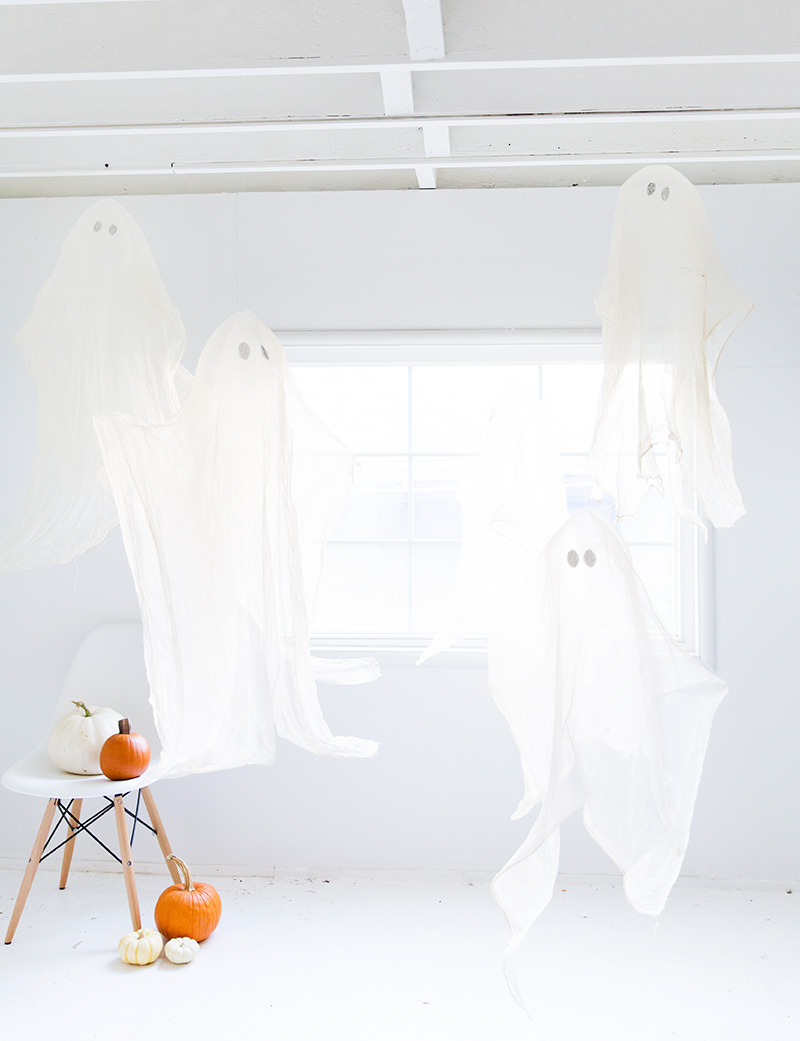 Cheesecloth-ghosts-from-Say-Yes