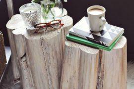 11 DIY Tree Stump Décor Ideas that Usher on a Budget