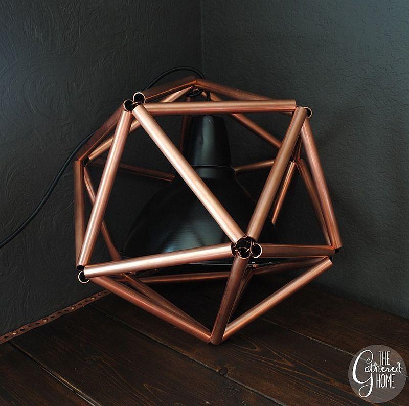 Closer-look-at-the-DIY-Copper-Pipe-Icosahedron-pendant