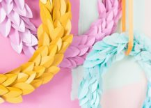 Closer-look-at-the-paper-leaf-ombre-wreaths-217x155