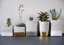 Concrete-and-gold-modern-DIY-planters-217x155