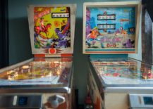 Couple-those-pinball-machines-with-quirky-colorful-posters-217x155
