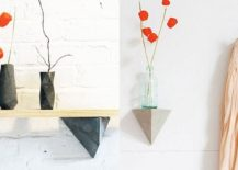 DIY-Faceted-Concrete-Hooks-and-Shelves-217x155