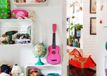 DIY Storage Ideas For The Kidsu0027 Rooms Are Easy To Craft And Take Up Very  Little Time. With Some Of These Projects, You Can Even Get Your Kids  Involved And ...