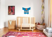 Adding A Dashing, Colorful Rug To The Nursery Is Not That Hard. But  Ensuring That It Feels Like An Extension Of The Existing Space, Even While  Elevating Its ...