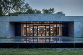 Tranquil Zen Aesthetics Welcome You at this Contemporary Chinese Teahouse