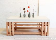 Fabulous-concrete-and-wood-coffee-table-also-doubles-as-side-table-217x155