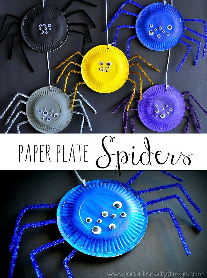 20 Easy DIY Halloween Crafts for Kids