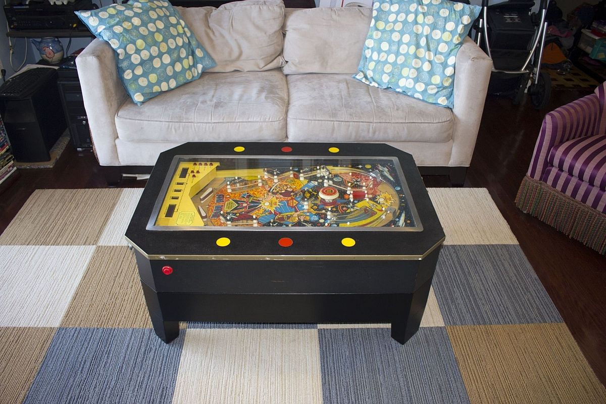 A Classic In Modern Homes Finding Space For Your Pinball