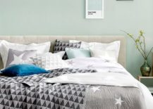Gray-coupled-with-breezy-pastels-in-the-bedroom-217x155