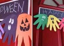 Halloween-Handprint-Ghoul-Banner-DIY-Idea-217x155