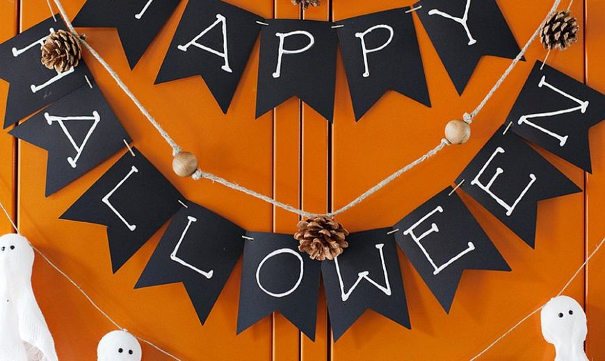 20 Easy DIY Halloween Crafts for Kids