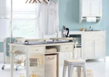 Martha-Stewart-Laundry-Storage-Cart-offers-a-host-of-solutions-for-small-laundry-rooms-217x155