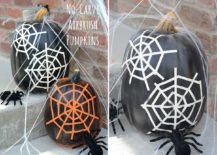 No-Carve-Halloween-Pumpkins-that-are-easy-to-craft-for-kids-217x155