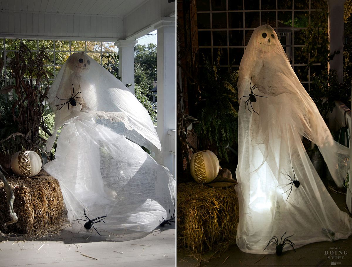 10 DIY Haunted House Ideas to Dress Your Home Up for Halloween