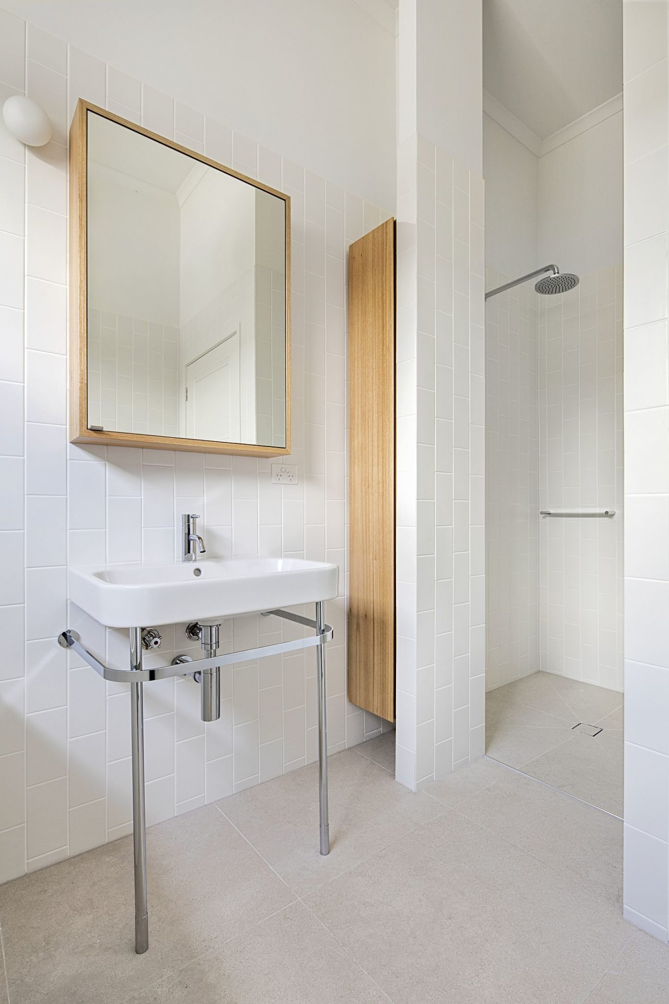 Slim sink for the small, space-savvy bathroom