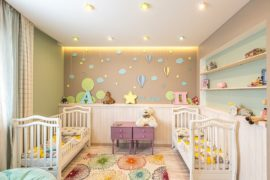 Color and Creativity: 10 Ways to Bring the Nursery Alive with a Snazzy Rug