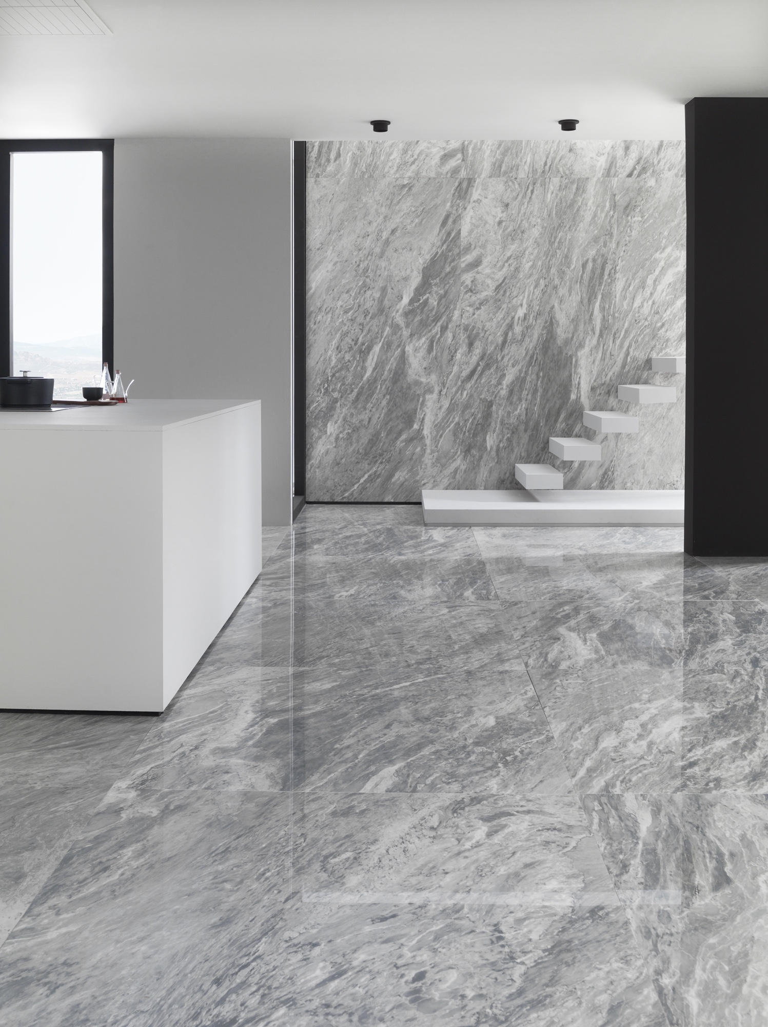 Storm Grey Polished 120×120 Urbatek Porcelanosa-1