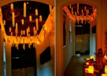 10 diy haunted house ideas to dress your home up for halloween for Diy haunted house walls