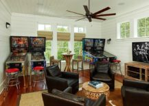 Tropical-family-room-with-a-collection-of-pinball-machines-217x155