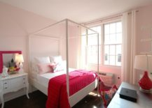 Well-lit-pink-bedroom-combines-hot-pinks-with-pastel-hues-217x155