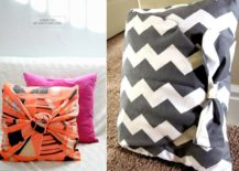 5-Minute-DIY-No-Sew-Pillow-Cover-217x155