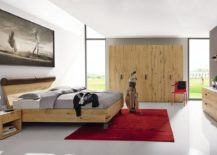Bed-wardrobe-and-bedside-tables-in-oak-create-a-stunning-bedroom-217x155